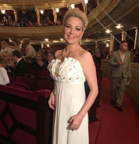 Мария Максакова отказалась пускать в дом мать погибшего мужа