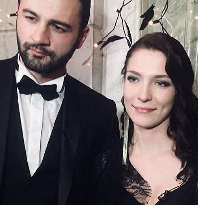 Константин Гецати и Соня Егорова