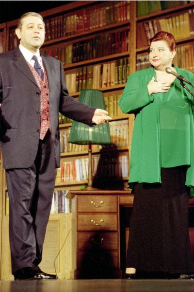 С недавних пор Петросян и Степаненко больше не выступают вместе