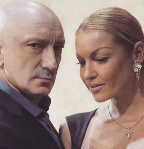 Саид Багов и Анастасия Волочкова