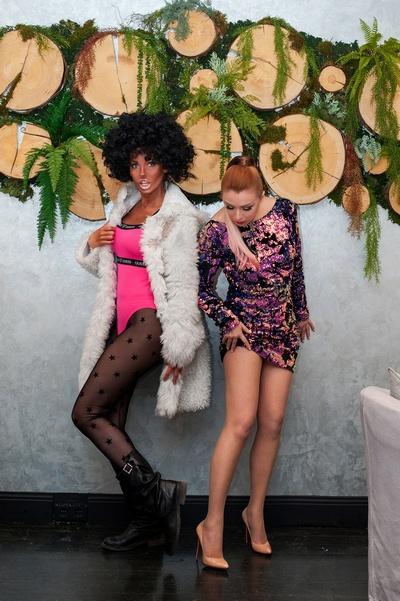 Наташа Краснова и Алена Апина