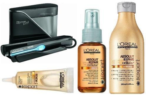 Линия по уходу за волосами Absolut Repair Cellular от L'Oreal Professionnel