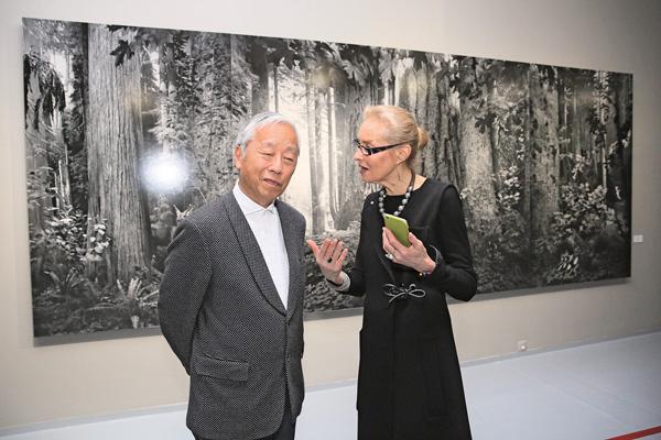 Четверть века мечтала Ольга Свиблова показать ранние работы Хироси Сугимото в России