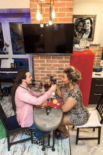 Супруги любят делать друг другу романтические сюрпризы