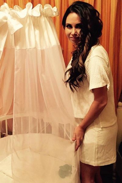 Малютка родилась полгода назад в Майами и стала вторым ребенком пары