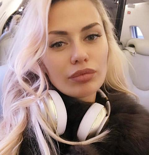 Виктория Боня поблагодарила за поддержку после разрыва с супругом
