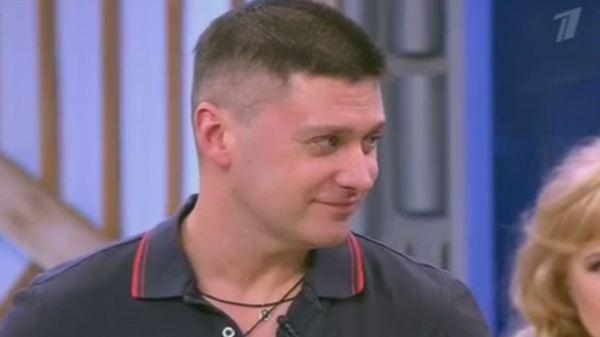 Сергей Мандрик, третий муж звезды