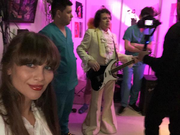 Юлия Беретта ждет премьеры новой песни Осина