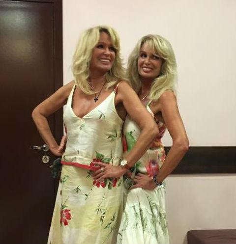 Елена и Татьяна Зайцевы