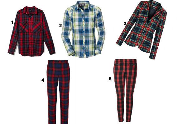 Классика жанра: рубашки и брюки из данной ткани