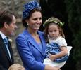 Ко дню рождения принцессы Шарлотты: 20 милых фото дочери Кейт Миддлтон и принца Уильяма