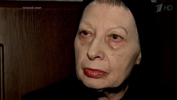 Вдова Леонида Броневого Виктория Валентиновна