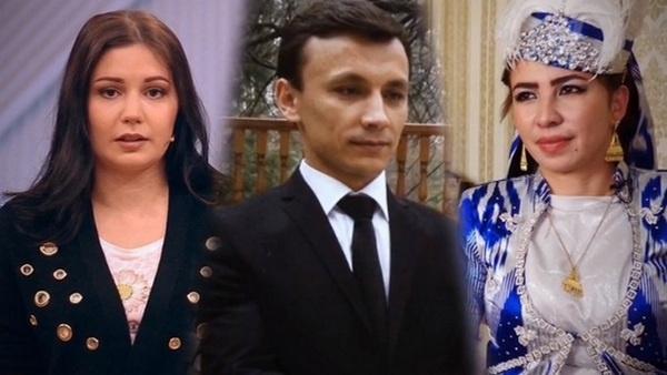 Валя Исаева, Хабиб Патахонов и Зарина Рахимова