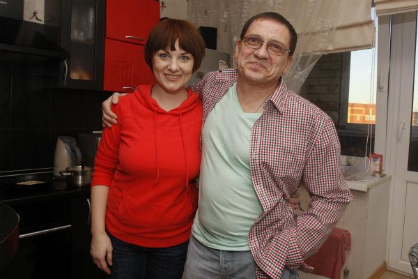 Игорь Арташонов и Кристина Рубан прожили в браке около десяти лет