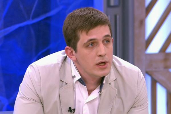 Максим Степанов, брат актера