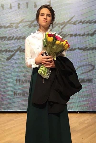 Старшая дочь Климовой Лиза пока не определилась с профессией