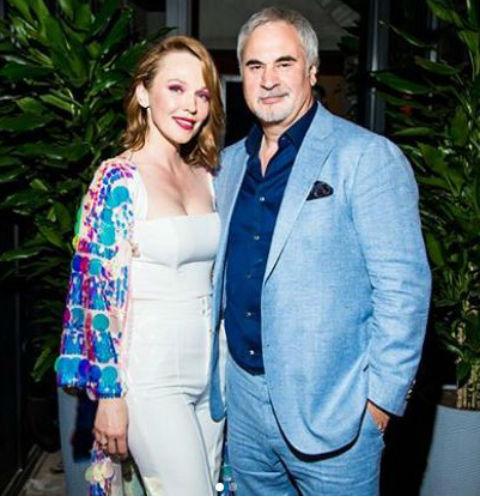 С 2014 года Альбина находится в браке с Валерием Меладзе
