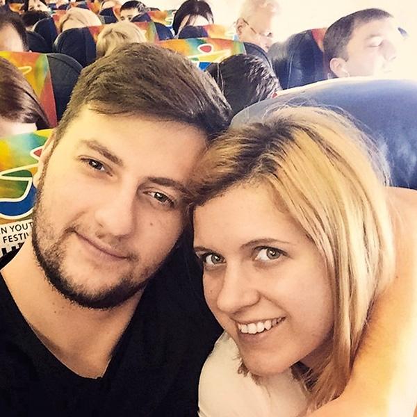 Денисова ласково называет любимого мужчину «мой заяц»