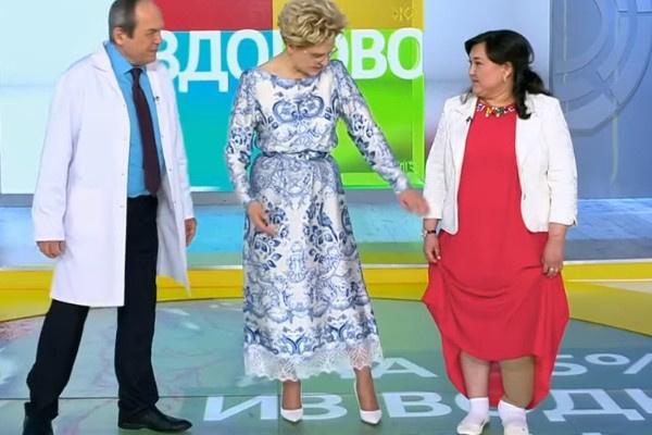 Гульназ Зайнуллина участвовала в шоу Елены Малышевой