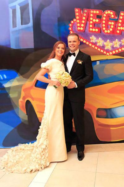 Юлия счастлива в браке с композитором Александром Аршиновым