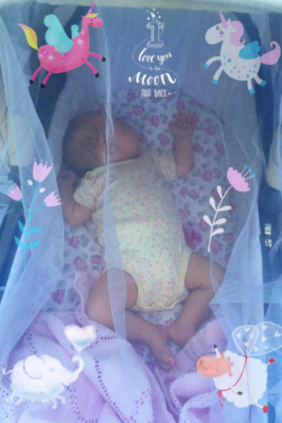 Дочке Татьяны Богачевой недавно исполнился месяц