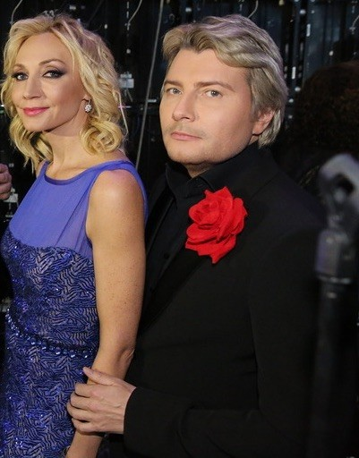 Кристина Орбакайте и Николай Басков