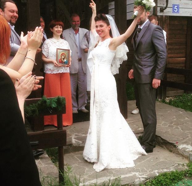 Свадебное фото Анны Хохловой