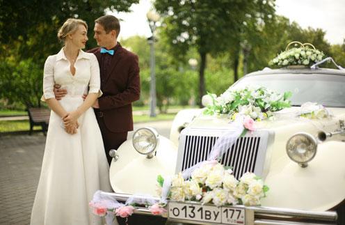 Свадьба героев Оксаны Акиньшиной и Дениса Никифорова на грани срыва, ведь невеста просыпается каждое утро с другим