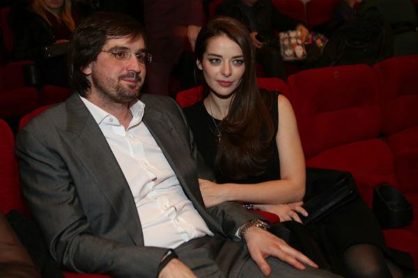 Марина Александрова счастлива в браке с Андреем Болтенко