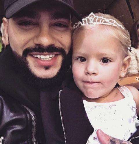 Тимати с дочерью Алисой