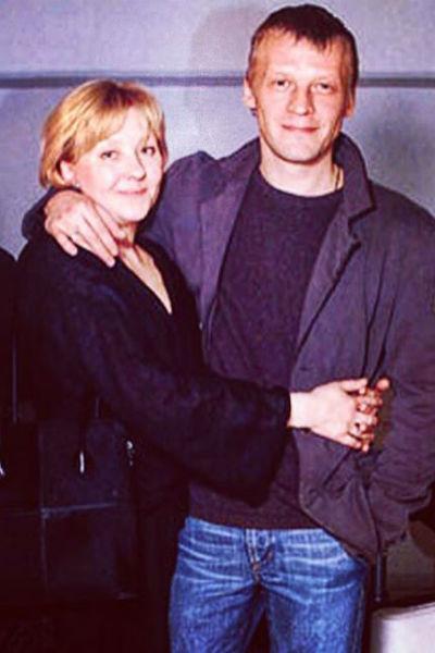 Алексей с супругой Марией