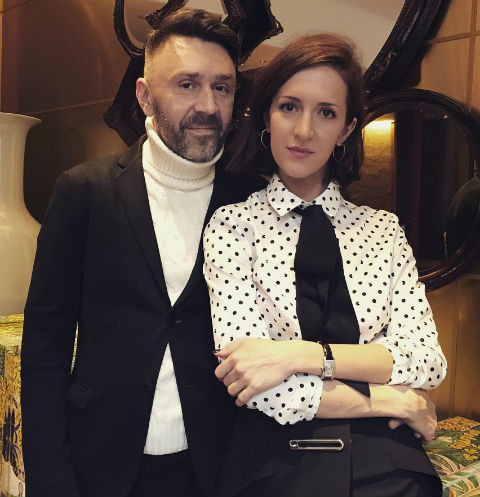 Сергей и Матильда Шнуровы