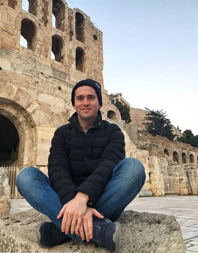 Кержаков решил укрыться от проблем в Греции