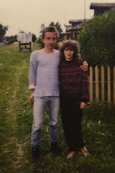 Алексей прожил в браке всего пару лет