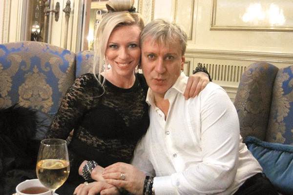Сергей на протяжении нескольких лет встречался с Владленой