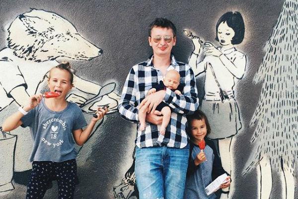 Дмитрий Алмазов вернулся в семью
