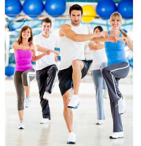 Фитнес-клуб «Зебра» приглашает на спортивный марафон