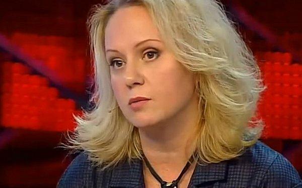 Людмила Татарова, бывшая жена Дениса Матросова