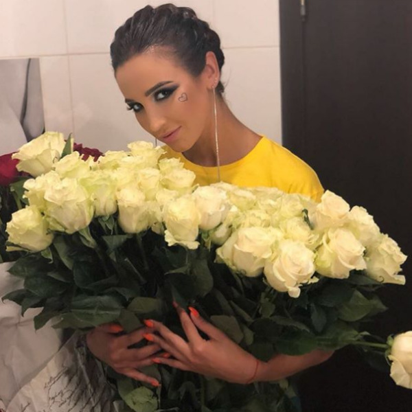 Ольга купается в любви поклонников