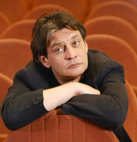 Александр Домогаров не совпадает во взглядах на творчество с сыном
