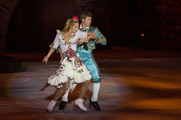 Алексей Ягудин и Татьяна Навка