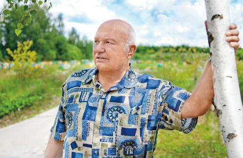 Пасека Юрия Михайловича находится в Калужской области