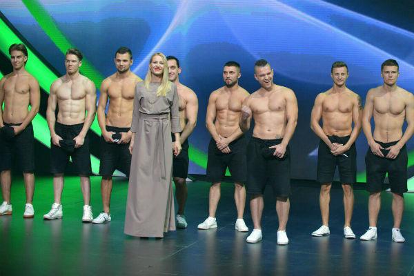 Алена Кривозуб сразу вычислила, кому из парней делала массаж
