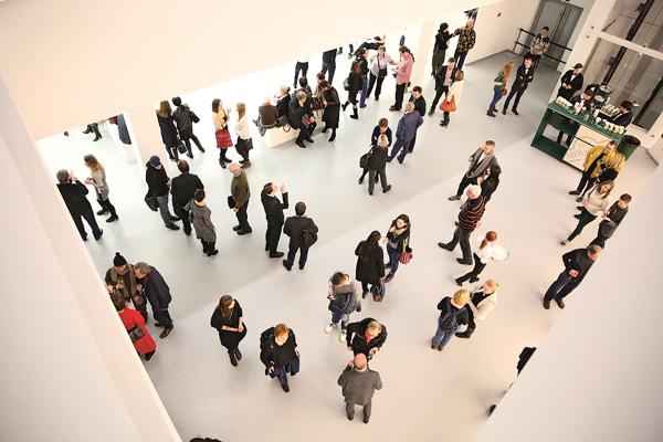 На шести этажах музея каждый может найти экспозицию для себя