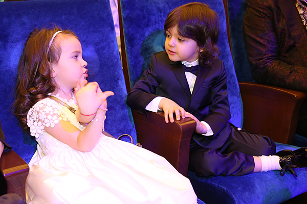 Алла-Виктория и Мартин произвели настоящий фурор на премьере шоу «Я»