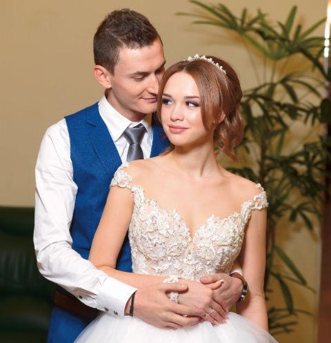 Девушка, прославившаяся на всю страну после скандала, уверена: этот брак на всю жизнь!
