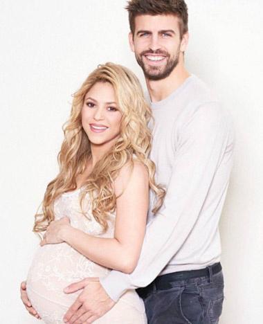 Шакира назвала новорожденного сына Сашей