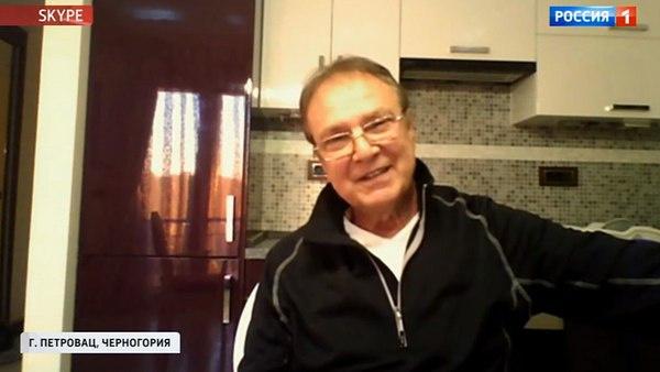 Джордж Пусеп, второй муж Ирины Цывиной