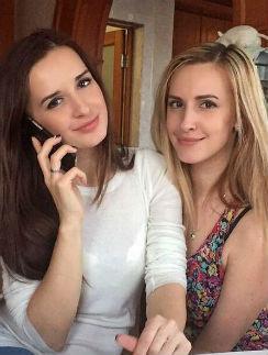 Маргарита и Ольга Агибаловы