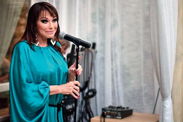Ирина редко появляется на публике, 2013 год